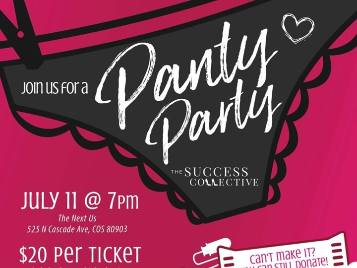 The Success Collective's Panty Party